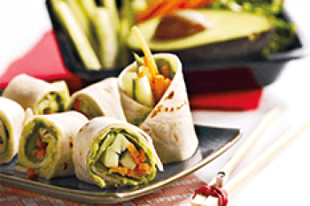 CALIFORNIA ROLL WRAP